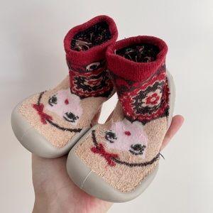 Collegien baby shoes socks 22/23